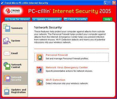 Trend Micro PC-Cillin Internet Security 2007 v15.30.1151 ...